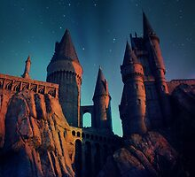Hogwarts Is My Home by (BEING ME)ESH Designs