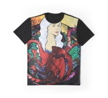 Mother of Dragons Graphic T-Shirt