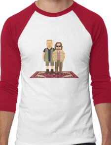 Jeffrey & Walter Men's Baseball ¾ T-Shirt