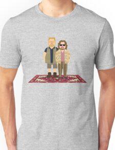 Jeffrey & Walter Unisex T-Shirt