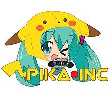 Pika_Inc Photographic Print