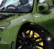 Mazda RX7-Front Sticker