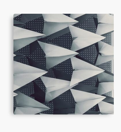 Plane and Simple Canvas Print