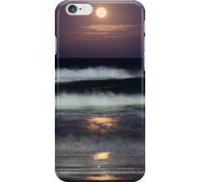 Moonlight Beach iPhone Case/Skin