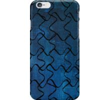 Puzzle Patterns iPhone Case/Skin