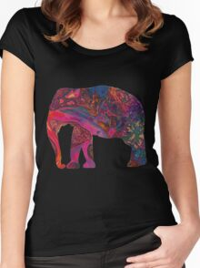 Tame Impala - Elephant Women's Fitted Scoop T-Shirt
