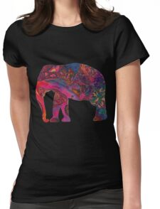 Tame Impala - Elephant Womens Fitted T-Shirt