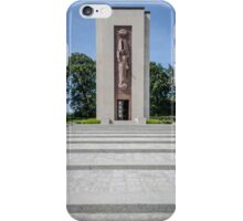Luxembourg American Cemetery War Memorial iPhone Case/Skin