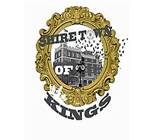 Shire Town of Kings Photographic Print