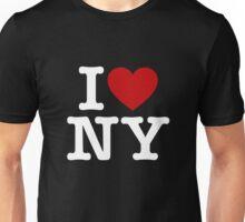I Love NY New York Unisex T-Shirt