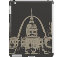St. Louis Two-Tone iPad Case/Skin