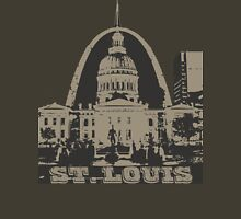 St. Louis Two-Tone Unisex T-Shirt