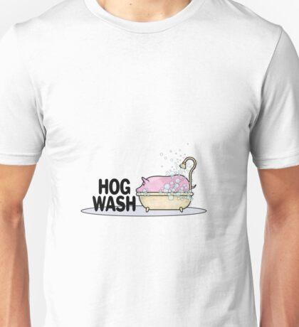 Bath Time For Piggy Unisex T-Shirt