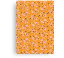 Summer's Bloom Canvas Print