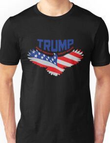 Donald Trump 2016 Eagle Unisex T-Shirt