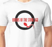 Queens of the Stone Age Band Logo Unisex T-Shirt