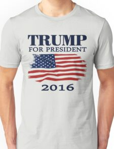 Donald Trump for president 2016 t-shirt Unisex T-Shirt
