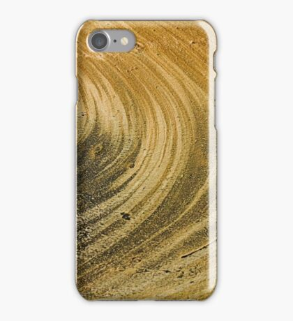 Spirits combined under movement iPhone Case/Skin