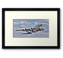 Airbus A380 - Take-Off Framed Print