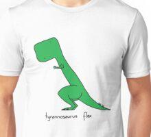 Tyrannosaurus Flex Unisex T-Shirt