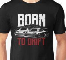 Born to drift. Silvia & Supra Unisex T-Shirt