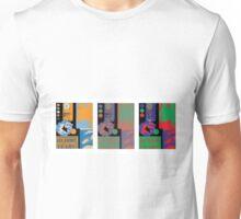 Pop Triad  Unisex T-Shirt