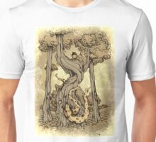 Dangerous tentacle! Unisex T-Shirt