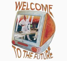 Welcome to the Future One Piece - Short Sleeve