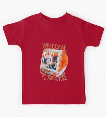 Welcome to the Future Kids Tee