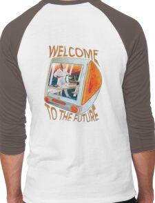Welcome to the Future Men's Baseball ¾ T-Shirt