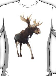 Walking Moooooose T-Shirt
