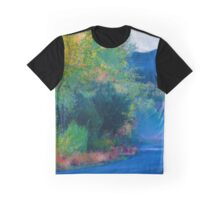 Off road Washington State Graphic T-Shirt
