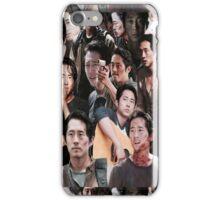 Glenn Rhee/Steven Yeun - The Walking Dead iPhone Case/Skin