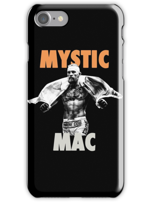 "Conor McGregor Is ""Mystic Mac"" by MartialMania"