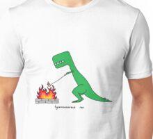 tyrannosmoreus rex  Unisex T-Shirt
