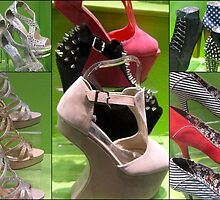 SHOE COLLAGE by Colleen2012