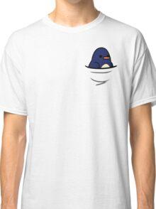 Too Many Birds! - Toon Penguin Classic T-Shirt