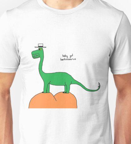 baby got backiosaurus  Unisex T-Shirt