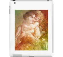MOTHER AND ME iPad Case/Skin