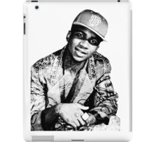 lil b halftone posterized basedgod based god iPad Case/Skin