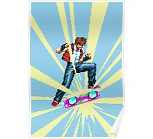 The most epic kickflip Poster