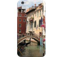 Venice canals 5 iPhone Case/Skin
