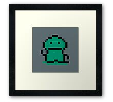 Earthbound Tenda Framed Print
