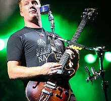 Josh Homme - Queens of the Stone Age by stillpixels