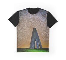 Time flies over the Daymark Graphic T-Shirt