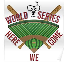 World Series Poster