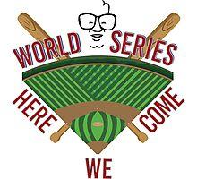 World Series Photographic Print