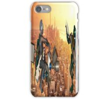 Defense of Planet Earth iPhone Case/Skin