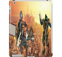 Defense of Planet Earth iPad Case/Skin