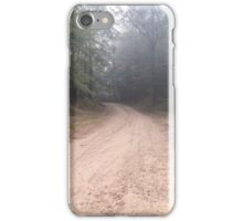 Old Gravel Road iPhone Case/Skin